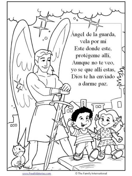 paginas para pintar niños 3
