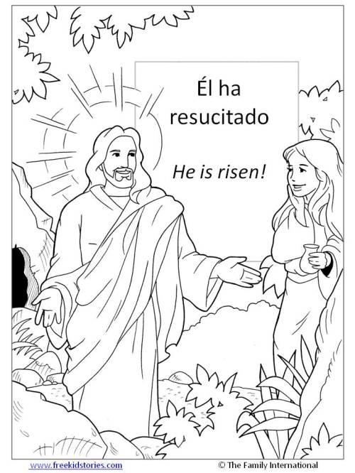 Él ha resucitado Pascua