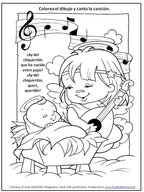 actividad navideña para niños 2