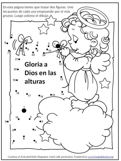 actividad navideña para niños 3