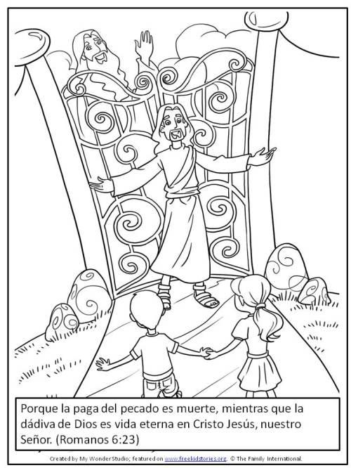 versículos de la Biblia para niños 1 - salvación