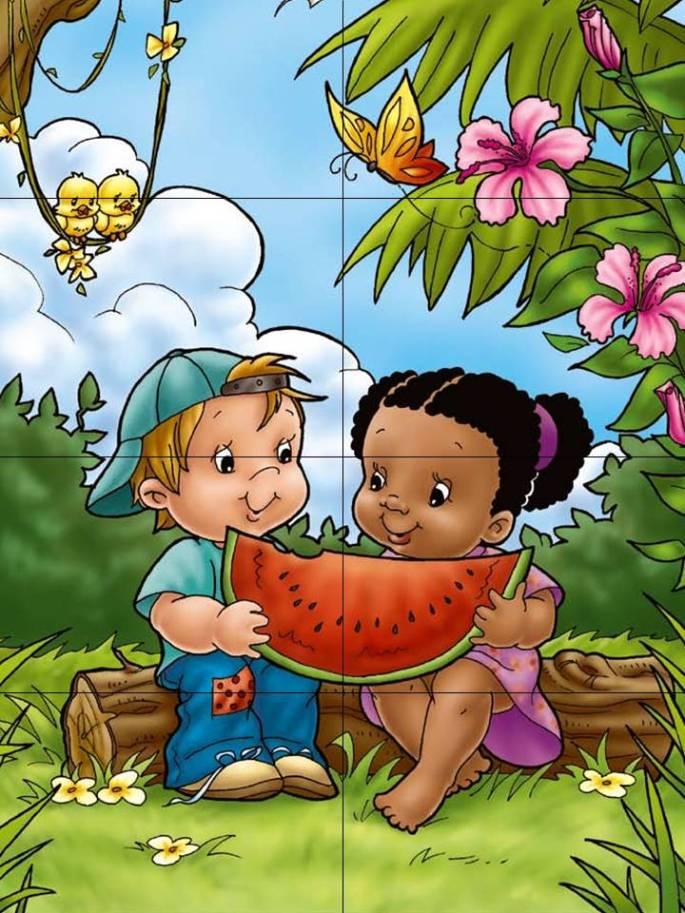 Dia San Valentín niños 2