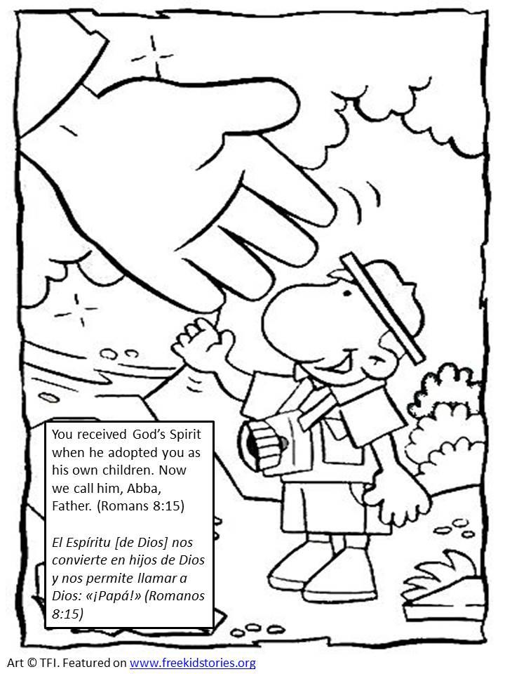 Image Of Textos Biblicos Para Colorear Dibujos Para Colorear