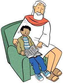John 14 for children - image 5