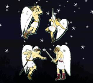 Angels around us story picture 2