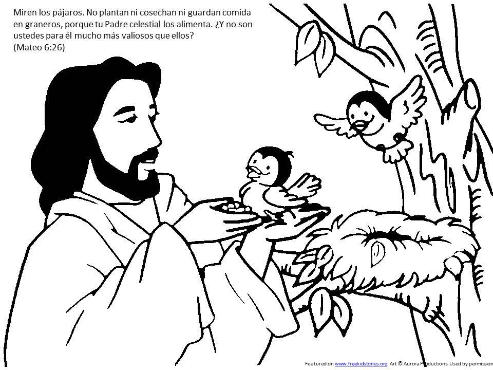 Coloring pages / Paginas para pintar – Free Kids Stories