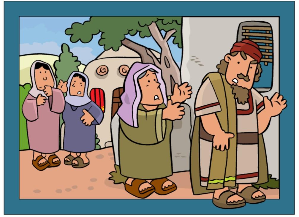 parable widow and unjust judge image children
