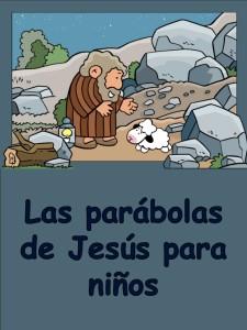 Las parabolas de Jesus para ninos - ebook gratis
